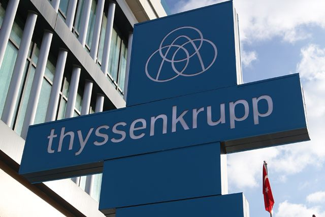 Thyssenkrupp-Asansör-Turkiye